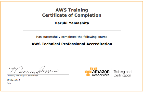 aws-technical-professional
